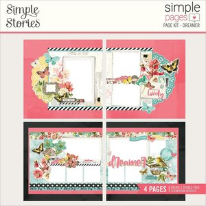Kit Simple Pages Simple Stories SV Cottage Fields