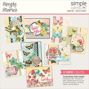Kit Cards Simple Stories SV Cottage Fields