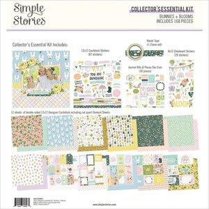 Kit Collector Essential Simple Stories Bunnies y Blooms