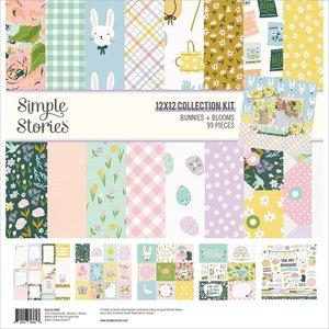Kit Simple Stories Bunnies y Blooms