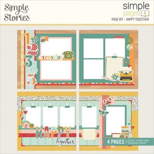 Kit Simple Pages Simple Stories Hello Today