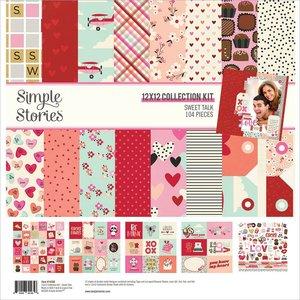 Kit Simple Stories Sweet Talk