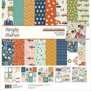 Kit Simple Stories Safe Travels