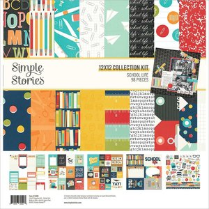Kit Simple Stories School Life