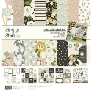 Kit Simple Stories Happily Ever After