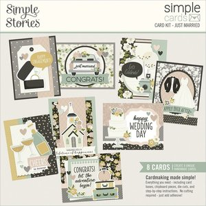 Kit Cards Simple Stories Happily Ever After