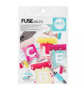Kit guirnalda y caketoppers Fuseable Dear Lizzy