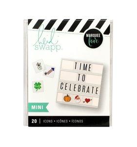 Iconos Mini Lightbox Holiday
