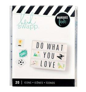 Iconos Lightbox Hobbies