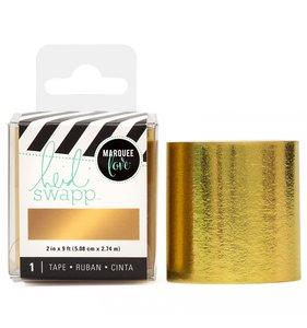 Washi Tape Lightbox Gold Foil