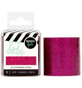 Washi Tape Lightbox Pink Glitter