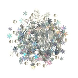 Cajita Shimmerz Snow Squall