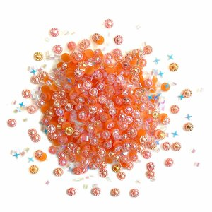 Cajita con gemas y confetti Doo Dazz Marmalade