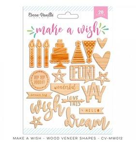 Maderitas Make a Wish