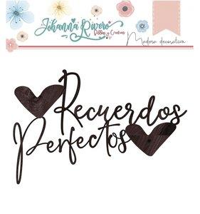 Maderita Johanna Rivero Recuerdos Perfectos