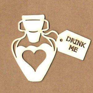 Siluetas Kora Projects Poción Drink Me
