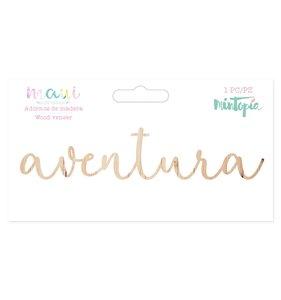 Maderita Mintopía Aventura