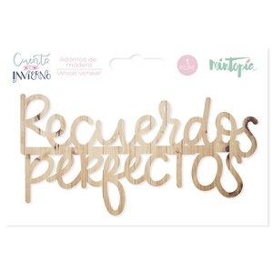 Maderita Recuerdos perfectos