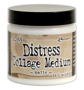 Distress Collage Medium Mate