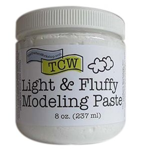 TCW Light & Fluffy Modeling Paste