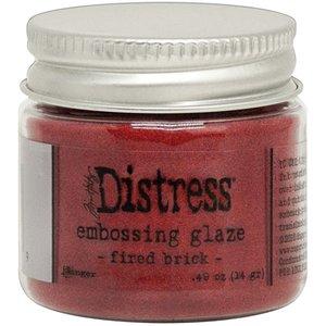 Tim Holtz Distress Embossing Glaze Fired Brick