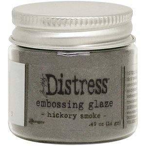 Tim Holtz Distress Embossing Glaze Hickory Smoke