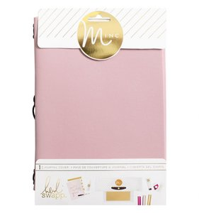 Journal Cover Minc Blush