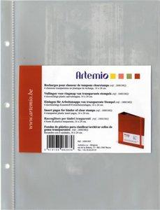 Fundas para almacenar sellos de hasta 15x23 cm