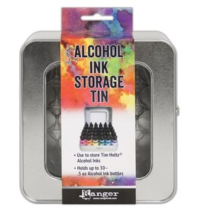 Caja metálica para Ranger Alcohol Inks