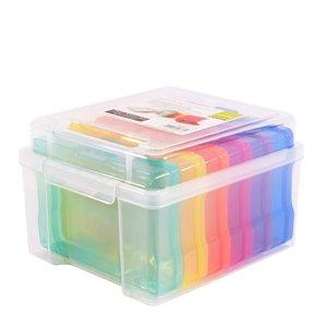 Caja Craft & Photo con 6 cajas interiores