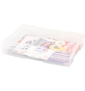 "We R Plastic Storage Craft & Photo 4"" x 6"""