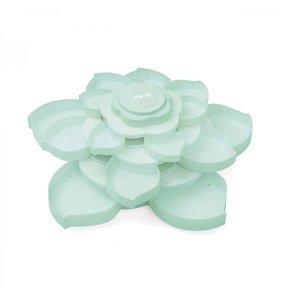 Caja para almacenar adornos Bloom Storage Mint