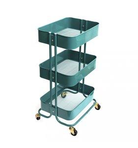 Carrito organizador con ruedas Emerald We R