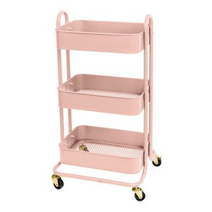 Carro almacenamiento We R Pink