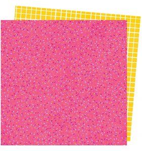 "Papel 12""x12"" Slice of Life Sprinkle Confetti"