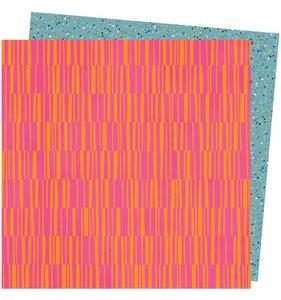 "Papel 12""x12"" Slice of Life Pink Lemonade"
