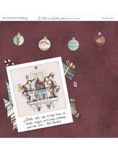 Papel El Altillo de los Duendes Una Navidad de Abrazos 1