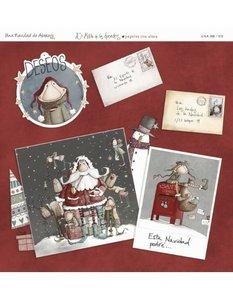 Papel El Altillo de los Duendes Una Navidad de Abrazos 6