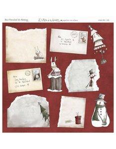 Papel El Altillo de los Duendes Una Navidad de Abrazos 12