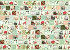 Papel especial Paper Press Wonderful 2 de Vintage Odyssey