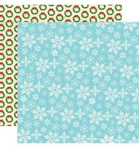 Santa's Workshop Let It Snow