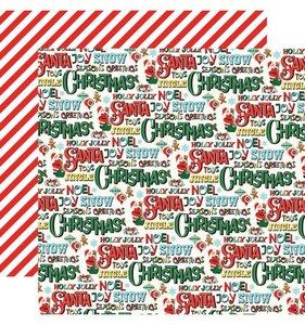 Santa's Workshop Season's Greetings