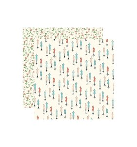 "Papel 12x12"" En Vogue Dress Forms"