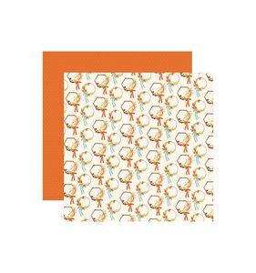 "Papel 12x12"" Fall Market Wreaths"