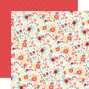 "Papel 12x12"" Summer Market Best Summer Floral"