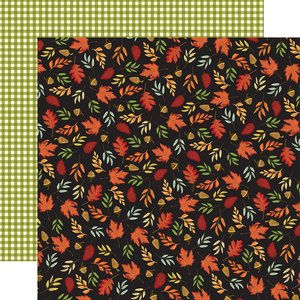 """Papel 12x12"""" Carta Bella Welcome Autumn Autumn Air"""