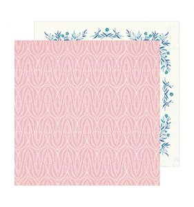 "Papel 12""x12"" Sunny Days Coral"