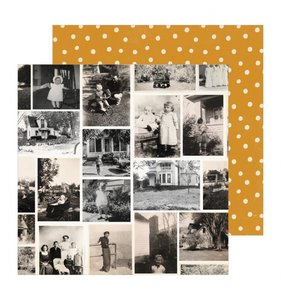 "Papel 12""x12"" Heritage Generations"