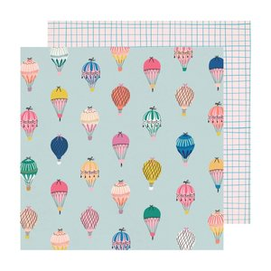 """Papel 12""""x12"""" Sweet Story Sweetly"""