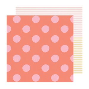 "Papel 12""x12"" Sweet Story Soft Serve"